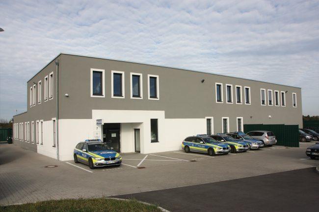 Polizeiwache Burscheid